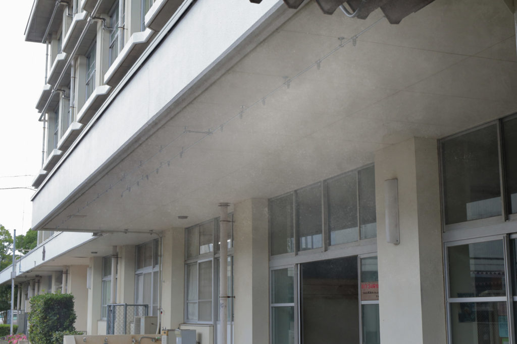 藤枝市内の中学校